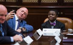 White House Hosts Kid Science Advisors Meeting (NHQ201610210021) (NASA HQ PHOTO) Tags: markkelly whitehouse usa jacobleggette washington dc kidscienceadvisorsmeeting kidscienceadvisors nasa aubreygemignani