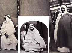 Sheykhs of western Algeria, 1865 (Benbouzid) Tags: larbi arbi el ben bin youssef yousef agha saida mohammed ali beni ournid meiloud messaoud zemala zmala