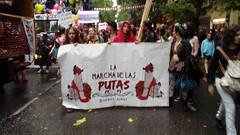 La marcha de las putas (ireriverside) Tags: marcha orgullo pride buenos aires argentina putas