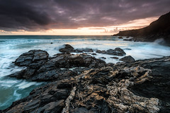Richard Day 2_202.jpg (r_lizzimore) Tags: pentiresteps seascape sunset cornwall uk sea