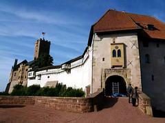 Eisenach, Germany (asterisktom) Tags: 2016 trip2016kazakheuro august germany lutherland eisenach wartburg castle