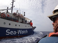 DSC02749 (Brainbitch) Tags: seawatch refugees safepassage mediterranen flüchtlinge menschenrechte humanrights libyen libya mittelmeer