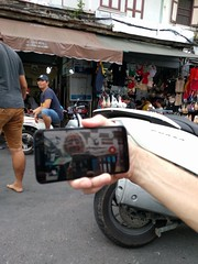 Me two times removed - Bangkok (ashabot) Tags: travel seetheworld worldview seasia streetscenes street