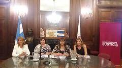 Jornada El rol de la mujer en la Justicia. 15/11/2016