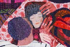 DUI_8184r (crobart) Tags: world treads festival oakville cloth fabric fibre textile art artwork