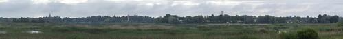 Panorama of Biržai, 10.08.2013.