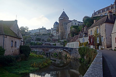 2016-10-24 10-30 Burgund 560 Semur-en-Auxois (Allie_Caulfield) Tags: foto photo image picture bild flickr high resolution hires jpg jpeg geotagged geo stockphoto cc sony alpha 77 france frankreich burgund bourgogne ctedor historic city altstadt semur en auxois semour stiftskirche notredame