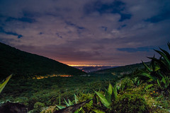 Valle 2 (SeñorNT) Tags: slp mexico sierra alvarez naturaleza night city lights orange longexposure landscape