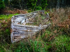 Ghost Ship (CORDAN) Tags: iphone ghostship abandoned nails 2016 cordan dmyers iphone6