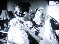 Kissing Richard Baseheart 1238 (Tangled Bank) Tags: screenshot screen shot movie film cimena noir detective crime suspense tension richard basehart