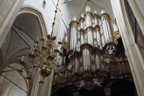 Hinsz-orgel Bovenkerk, Kampen