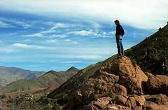 Atlas mountains (2) (hansbirger) Tags: morocco atlasmountains hautatlas january1982