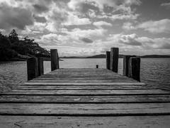 Loch Lomond Jetty (Ben E Matthews) Tags: scotland uk greatbritain loch lomond jetty lake trossachs nationalpark
