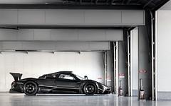 Carbon on Carbon. (Alex Penfold) Tags: pagani zonda r supercars supercar super car cars autos race racecar alex penfold 2016 raduno fuiji speedway japan
