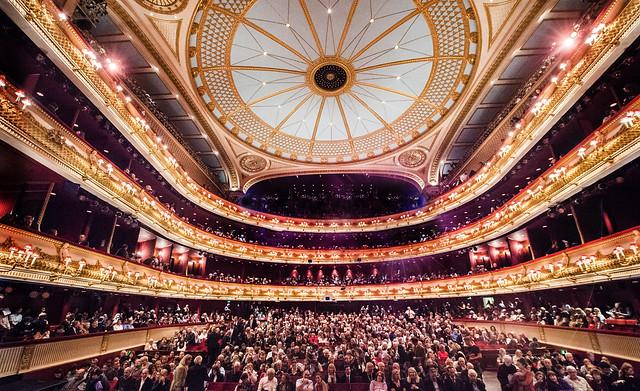 Update for Friends of Covent Garden: December 2016 — News — Royal ...