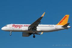 Pegasus A320-251Neo TC-NBC (Jos M. Deza) Tags: 3122016 a320251n a320neo airbus bcn elprat lebl pegasus planespotting spotter tcnbc aircraft
