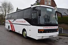 P25CSL  Chris Stainton Ltd (KT's Coaches), Kendal (highlandreiver) Tags: p25csl p25 csl setra bus coach chris stainton ltd kts coaches kendal cumbria appleby carlisle settle leeds railway
