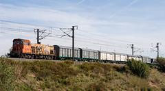 Tren contraste de básculas (Andreu Anguera) Tags: tren especial contrastedebásculas cantunis barcelona catalunya andreuanguera