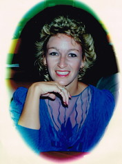 80's Lady (~ Lone Wadi Archives ~) Tags: portrait lady lostphoto foundphoto mysterious unknown retro 1980s