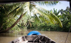 Delta del Mekong (Sitoo) Tags: mekong arbol barco boat bote cantho delta mekongdelta palm palmera rio tree vietnam 40mm 40mmpancake tour tourist daytour coconutpalmtree