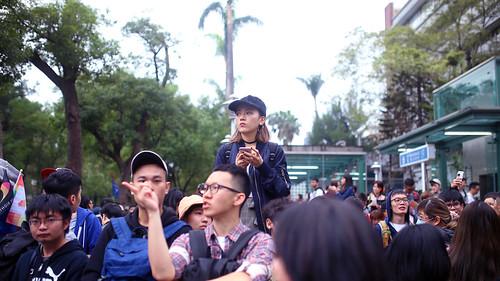 婚姻平權 世界人權日遊行 Taipei, Taiwan / Sigma 35mm / Canon 6D