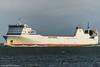 Friedrich Russ (U. Heinze) Tags: ship schiff elbe cuxhaven nikon d610 nikon28300mm