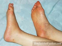 OriginalSize109 (femfeet4u) Tags: feet female fetish asian foot japanese toes toe bare heels heel sole soles