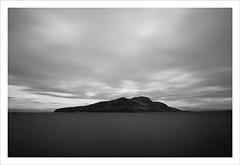 Holy Isle (Alistair_Images) Tags: longexposure blackandwhite canon mono scotland arran 60d 10stopfilter
