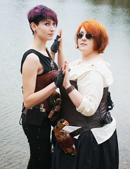 2014-03-15 S9 JB 74010#coht50s20 (cosplay shooter) Tags: x201610 400x kaylean airay id084569 id532562 cosplay cosplayer anime manga comic comics lbm leipzig leipzigerbuchmesse roleplay rollenspiel 2014090 2014091 201431 steampunk lene ina