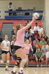 DJT_4120 (David J. Thomas) Tags: college sports athletics women volleyball arkansas bison scots naia batesville hardinguniversity lyoncollege