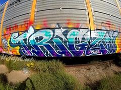TRIGZ (UTap0ut) Tags: california art cali graffiti paint risk rip socal cal tribute msk graff trigz utapout riptrigz
