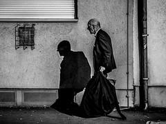 The Sack (ch.weidinger) Tags: shadow mystery sack schatten geheimnis