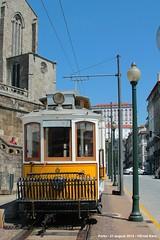 Infante (ernstkers) Tags: portugal trolley tram porto stcp streetcar brill 250 bonde tranvia elctrico tramvia strasenbahn stcp250