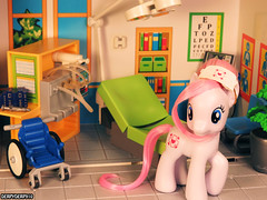 Nurse Redheart Styling 2 (DerpyDerp910) Tags: toy toys rainbow power little pony fim nurse redheart hasbro mlp mylittlepony my brony mlpfim nurseredheart derpyderp910