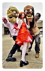 Toronto zombie walk and Halloween parade 2014 (RedandJonny) Tags: love geek cosplay redandjonny