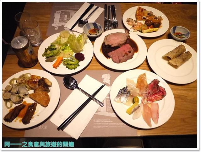 捷運世貿台北101美食饗食天堂吃到飽buffet海鮮螃蟹image050