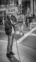 20140927untitled129.jpg (james_adderley) Tags: life street shadow people urban blackandwhite man sign canon person noir time working sydney bored australia job bnw 70d