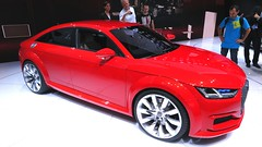 Audi TT - ¡Un TT de 4 puertas!