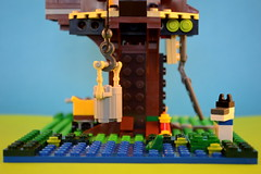 Creator Tree House (Lost Star) Tags: lego review treehouse creator legotreehouse creatorkit