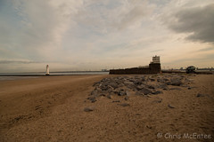 Fort Perch Rock and Lighthouse (ccmcentee) Tags: sea lighthouse beach sand fort wirral newbrighton perchrock perchrocklighthouse canoneos70d canonefs1018mmf4556isstm