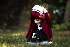 """"""" L'amour n'est qu'un plaisir, l'honneur est un devoir"""" (MintyP.) Tags: canon island eos 50mm outfit doll whispering wig groove pullip f18 merl 600d obitsu stica"""