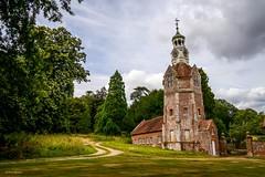 Breamore Clock Tower (Silver Machine) Tags: clock landscape lumix clocktower statelyhome breamorehouse lumixg lumixg5