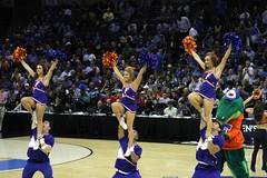 Gator Cheerleaders (dbadair) Tags: dance sweet spirit memphis gators ucla 16 vs win squad 7968 20140327