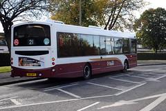 190 (Callum's Buses & Stuff) Tags: buses eclipse volvo edinburgh lothian eclips madder lothianbuses edinburghbus b7rle sn13bfv