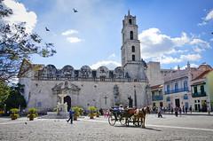 Convento de San Francisco de Asis, La Habana, Cuba (jflores_cl) Tags: americalatina cuba viajes vacaciones 2012 caribe lahabana