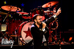 Ringo Starr and His All Starr Band (Katie McPansy) Tags: city rock photography hall october theater katie cleveland steve fame ham class missouri richard page kansas roll beatles warren todd ringo gregg induction kcmo starr starlight grogan rolie 2015 bissonette lukather rundgren mcpansy