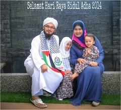 Eid al- Adha 2014 (tamahaji) Tags: family feast support palestine eid save raya hari gaza selamat adha kurban aidil 2014 aladha sacrife tamahaji