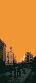 Madrid Gran Via - Vicky Gómez