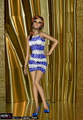 Me Girl Series 1 Model #9 Crissy (DollLover,BratzFan) Tags: me girl 1 series crissy