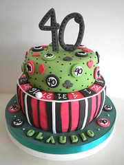 Torta Casino (Pastelera Bakery Shop) Tags: palmademallorca pasteles islasbaleares pastelesdecorados pastelesdecoradospalmademallorca